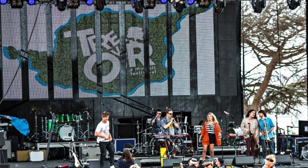 Trevor a Music Festival